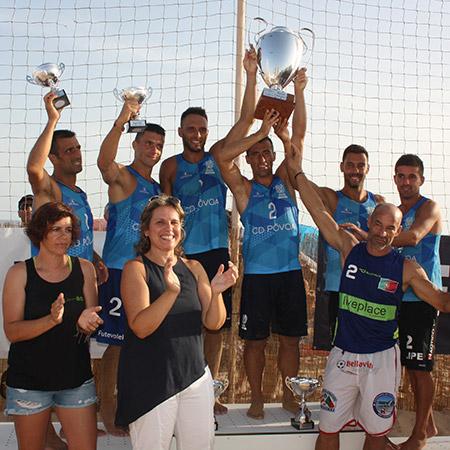 Final do Campeonato Nacional de Futevólei 2016 - Armação de Pêra, Silves