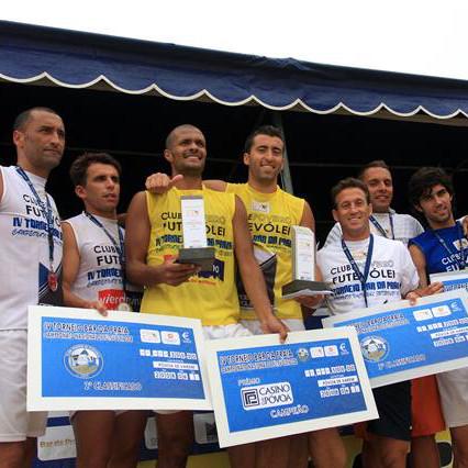 I Etapa Campeonato Nacional de Futevólei 2008 - Póvoa de Varzim