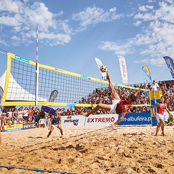 European Footvolley Championship 2017 Albufeira - Portugal