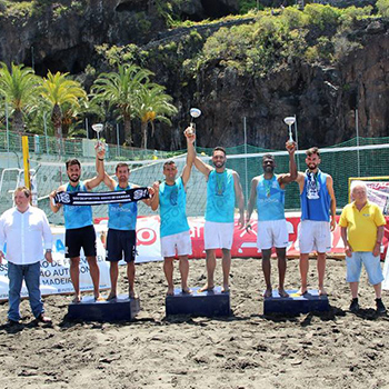 National Footvolley Championship 2017 - 1st Stage: Madeira - Ribeira Brava