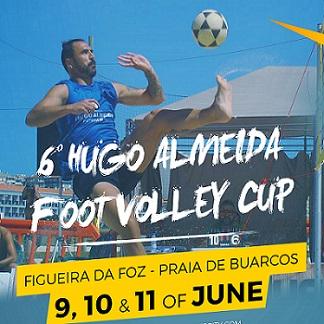 6º Hugo Almeida Footvolley Cup - Figueira da Foz