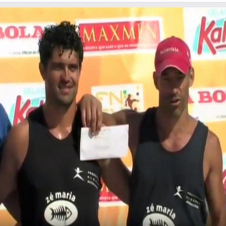 II Torneio de Futevólei - Cidade de Faro 2010
