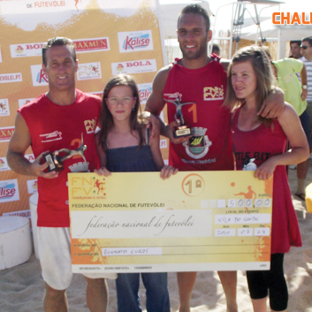 I Etapa Campeonato Nacional de Futevólei 2010 - Vila do Conde