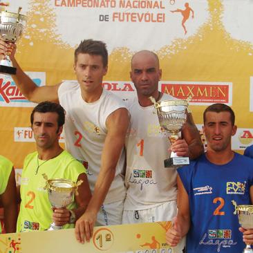 III Etapa Campeonato Nacional de Futevólei 2010 - Ferragudo, Lagoa