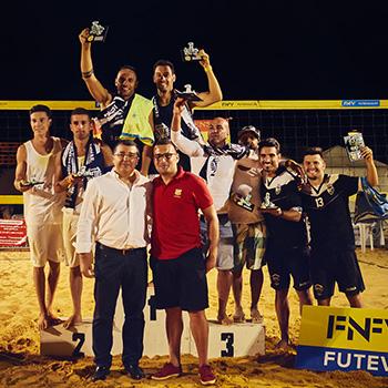 Campeonato Nacional de Futevólei 2017 - III Etapa: Santa Luzia-Tavira