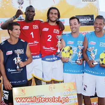 V Etapa Campeonato Nacional de Futevólei 2012 - Albufeira