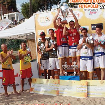 Final - Campeonato Nacional de Futevólei 2012 - Ferragudo, Lagoa