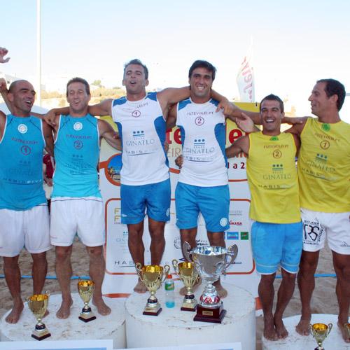 I Campeonato Nacional de Futevólei 2006