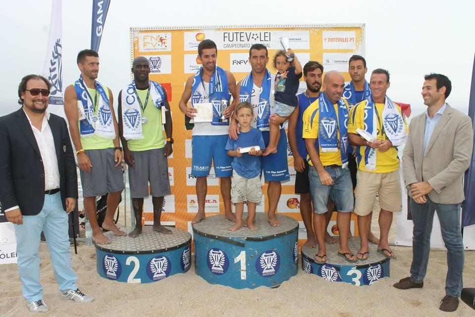 III Etapa do Campeonato Nacional de Futevólei 2015 - Póvoa de Varzim