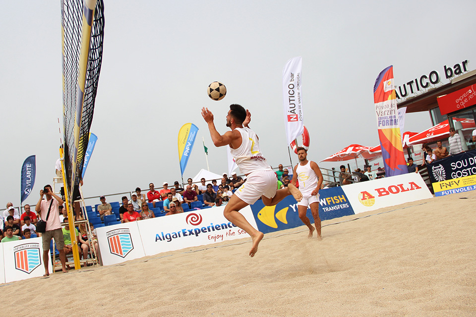 2nd stage - National Footvolley Championship 2018 - Póvoa de Varzim