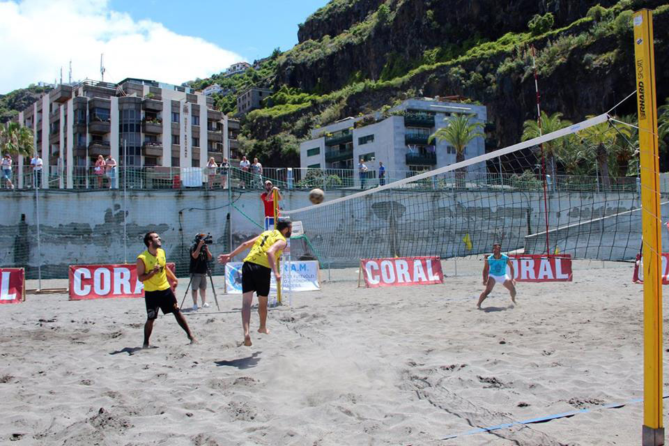 National Footvolley Championship 2017 - 1st Stage: Madeira (Ribeira Brava)