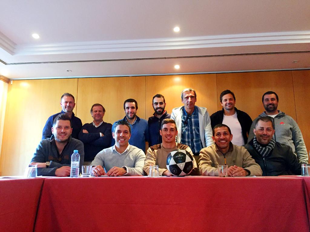 II Ambassadors Meeting, Futevólei Portugal