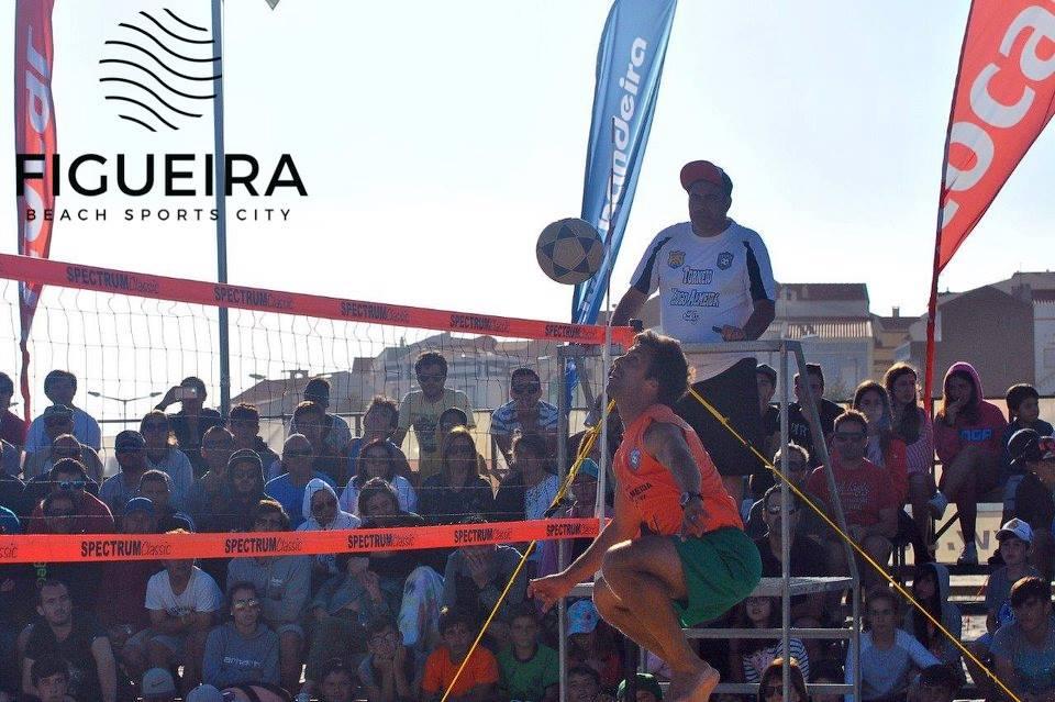 Hugo Almeida Footvolley Cup