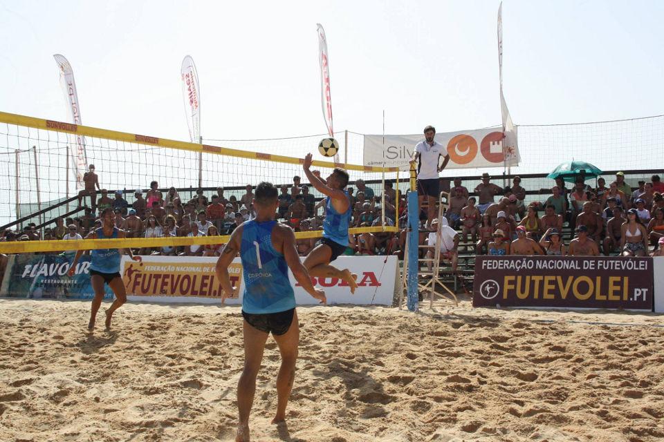 Nelson Pereira & Miguel Pinheiro, national champions 2016
