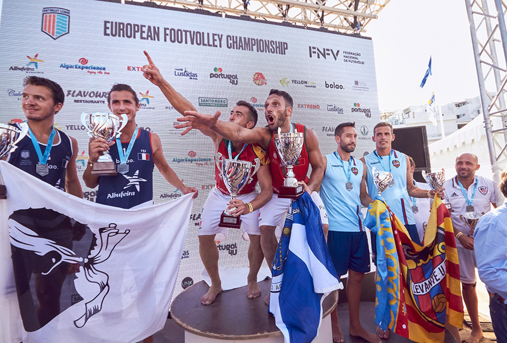 Portugal is European champion! Nelson Pereira and Miguel Pinheiro win Dume Susini and Anghjulu Plasenzotti (France) in the final