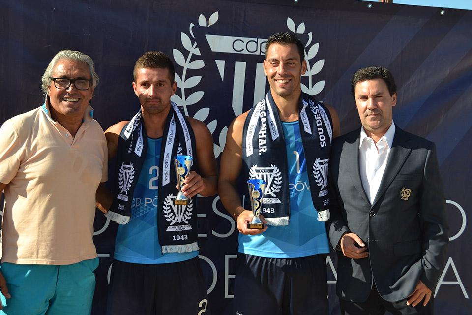 Filipe Santos and Beto Correia win in Póvoa de Varzim 2nd stage of the national championship