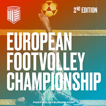 European Footvolley Championship 2017 - Albufeira, Portugal