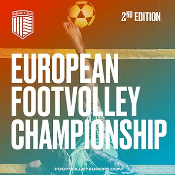 European Footvolley Championship 2017 - Albufeira, Portugal - LiveStream (June, 24-25)