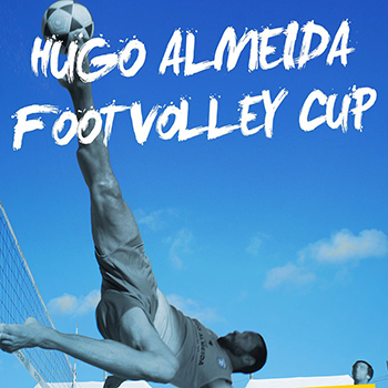 Hugo Almeida Footvolley Cup