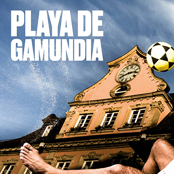 Good performance of portuguese team at the 'Gamundia Playa' International Tournament in Germany