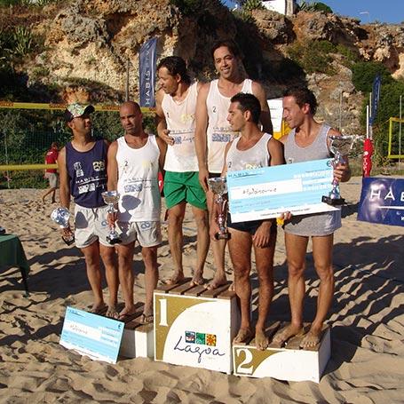 III Etapa do Campeonato Nacional de Futevólei 2007 - Ferragudo, Lagoa