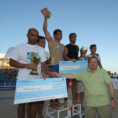 Final do Campeonato Nacional de Futevólei 2007 - Albufeira