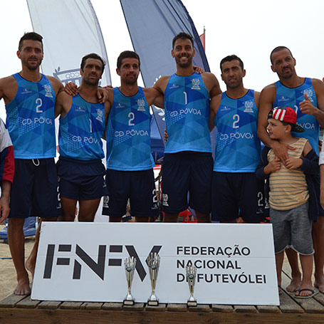 2nd stage - National Footvolley Championship 2016 - Póvoa de Varzim