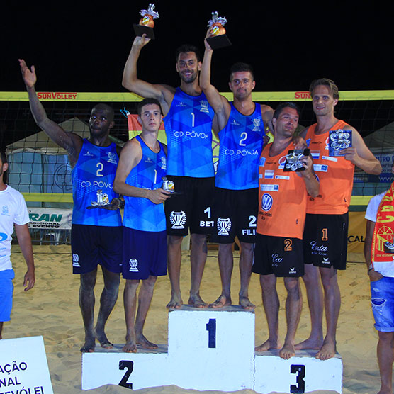 FNFV50 Stage - National Footvolley Championship 2016 - Santa Luzia, Tavira