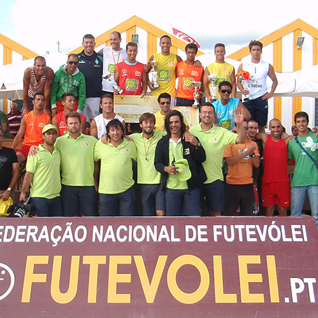 1st stage - National Footvolley Championship 2009 - Figueira da Foz