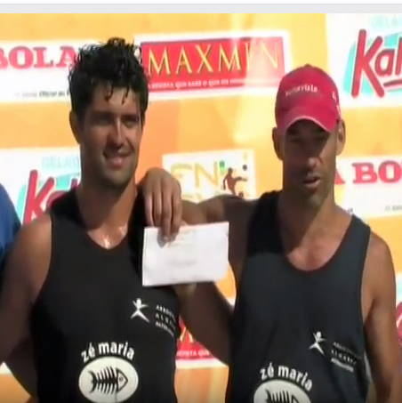 2nd Footvolley Tournament - Faro 2010