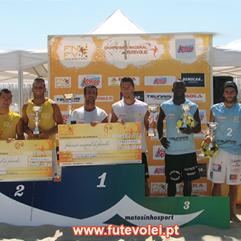 3rd stage - National Footvolley Championship 2012 - Matosinhos