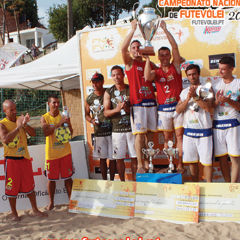 Final - National Championship Footvolley 2012 - Ferragudo, Lagoa