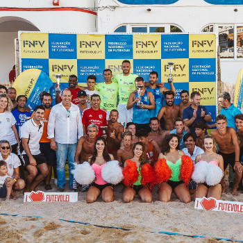 National Footvolley Championship 2018