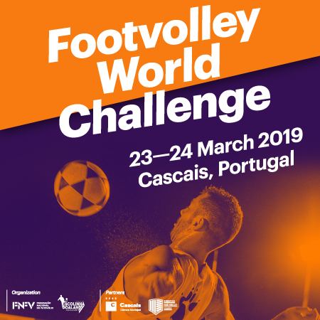 Footvolley World Challenge - Cascais 2019
