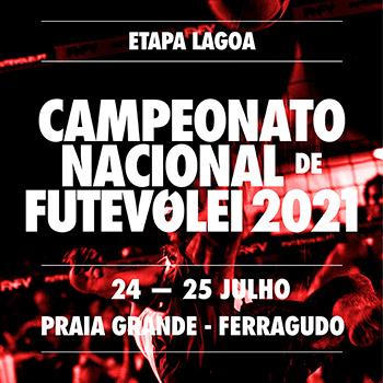 I Etapa Campeonato Nacional de Futevólei 2021 - Ferragudo (Lagoa)