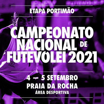 4th stage - National Footvolley Championship 2021 - Portimão