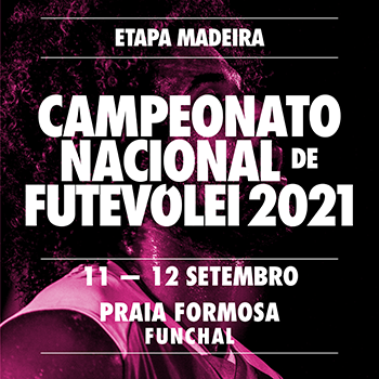 5th stage - National Footvolley Championship 2021 - Funchal-Madeira