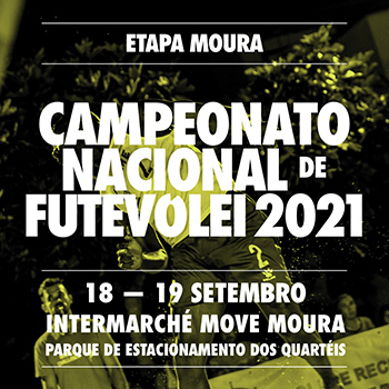 6th stage - National Footvolley Championship 2021 - Moura