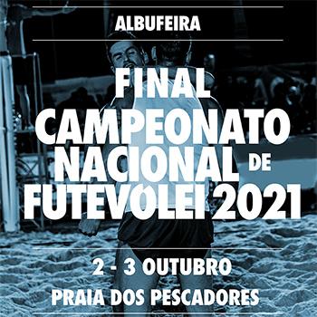Final - National Championship Footvolley 2021 - Albufeira