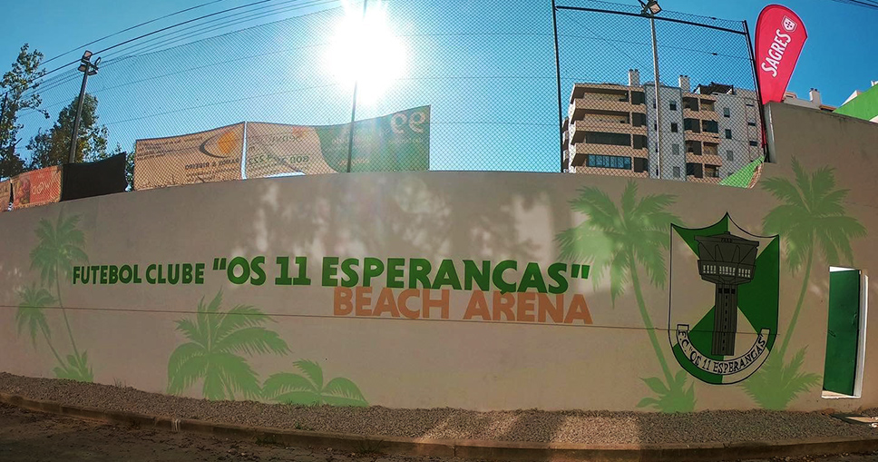Academia FC 'Os 11 Esperanças'