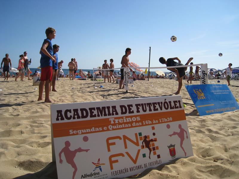 Academia de Futevolei - Albufeira