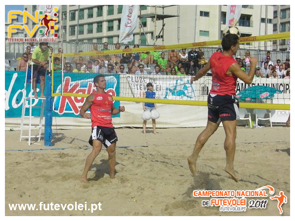 1st stage - National Footvolley Championship 2011 - Matosinhos