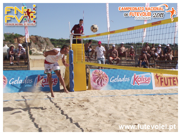 Final - National Championship Footvolley 2011 - Ferragudo, Lagoa