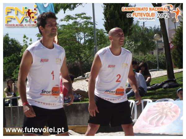 1st stage - National Footvolley Championship 2012 - Benedita
