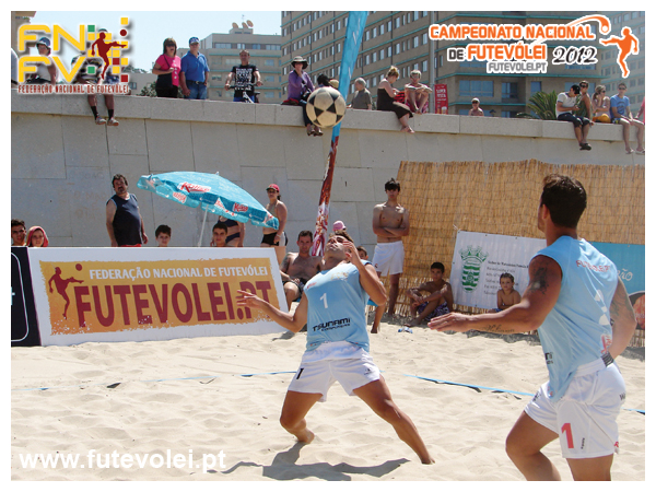 2rd stage - National Footvolley Championship 2012 - Matosinhos