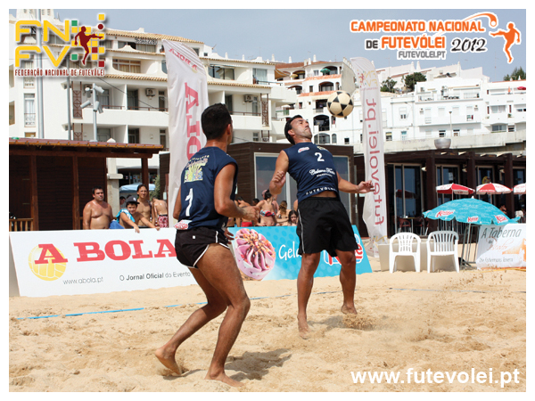 5th stage - National Footvolley Championship 2012 - Albufeira