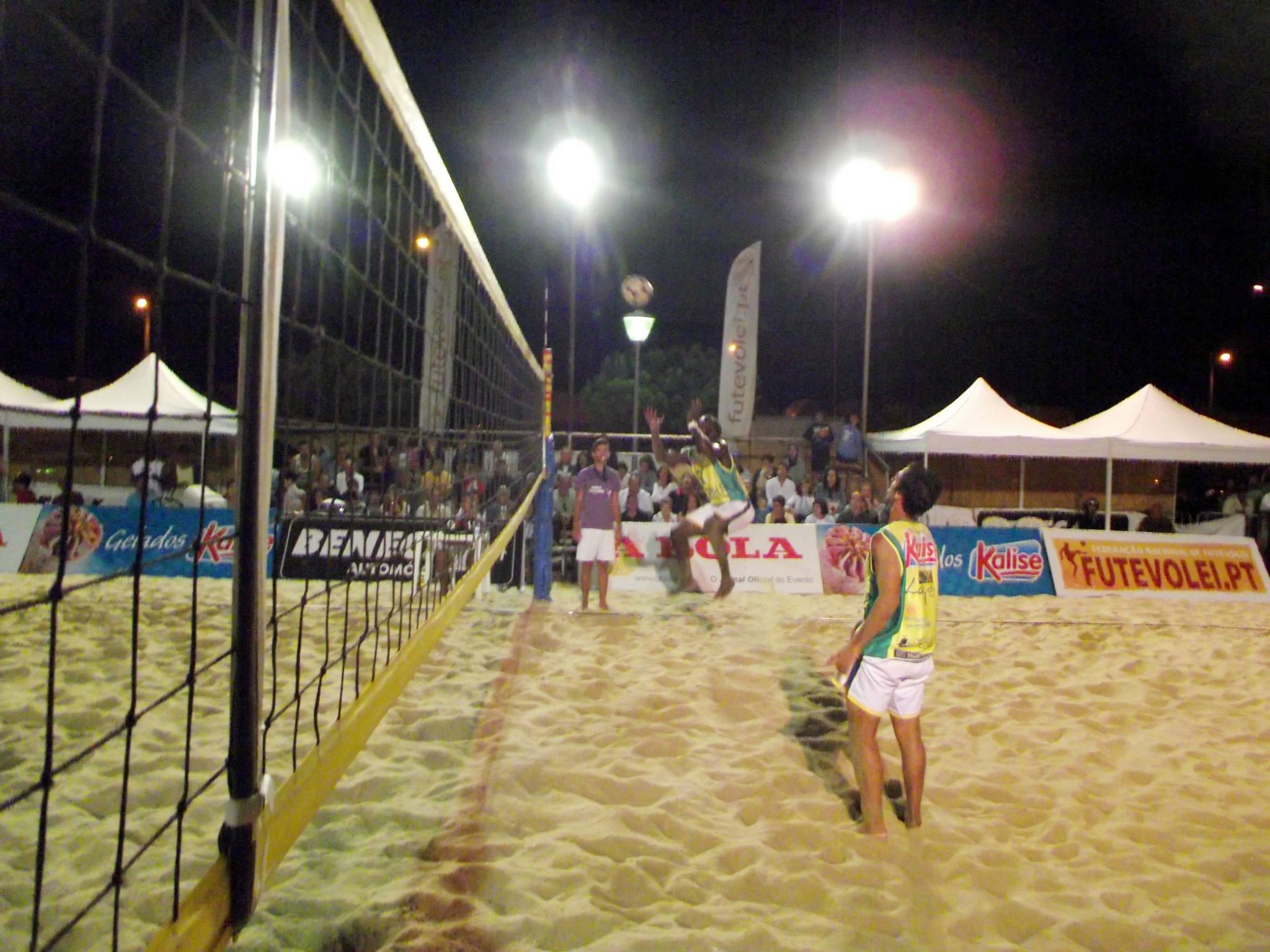 3rd stage - National Footvolley Championship 2013 - Santa Luzia, Tavira