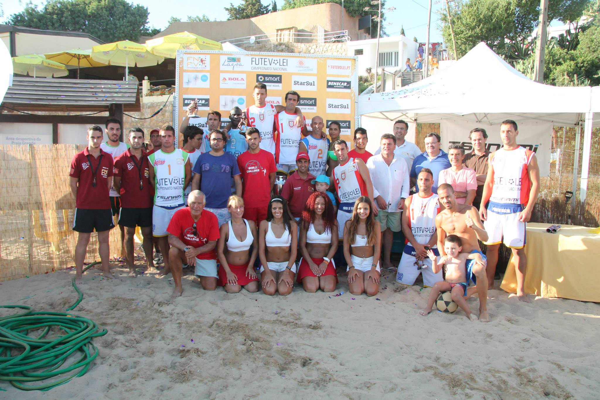 Final - National Footvolley Championship 2013 - Ferragudo, Lagoa
