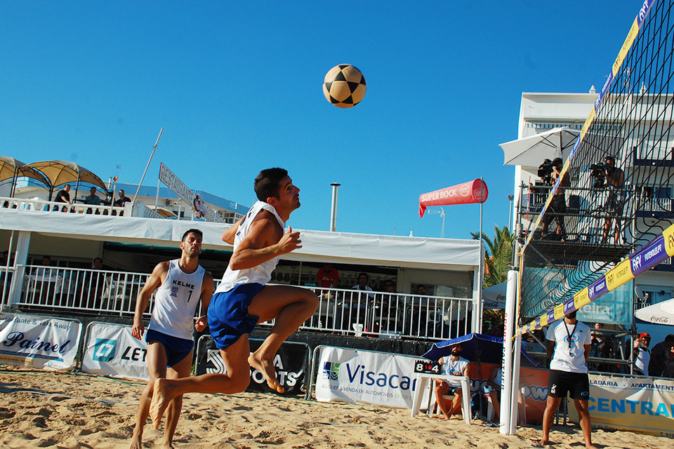 3rd stage - National Footvolley Championship 2018 - Quarteira