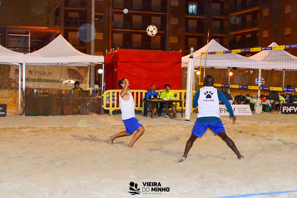 7th stage - National Footvolley Championship 2018 - Vieira do Minho